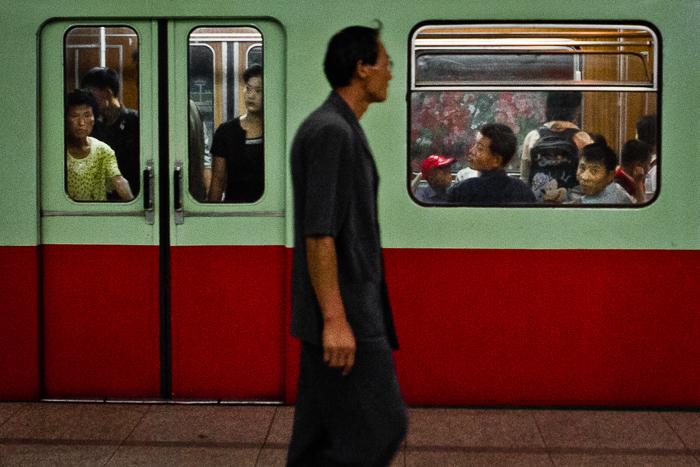 men in uniform dating pyongyang metro